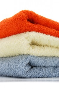 Antimicrobial use in textiles, such as towels, is important to prevent odor caused by microbial growth. Additionally, determining how well an antimicrobial will work through extended use is also an important factor when developing a product for the end-consumer.