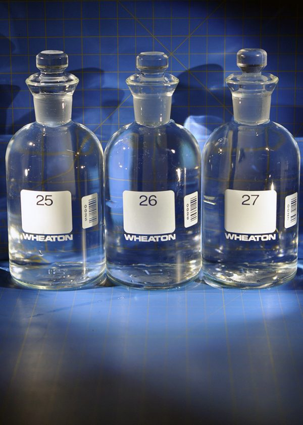 Liquid bio-degradation Laboratory Testing